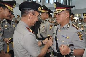 Sertijab Dirlantas Polda Aceh