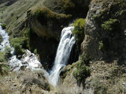 Armenia -- Trchkan waterfall, October 2011