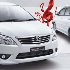 All New Toyota Kijang Innova V Luxury Spesifikasi Grand Avanza E 2015 Gambar Type Modifikasi Mobil