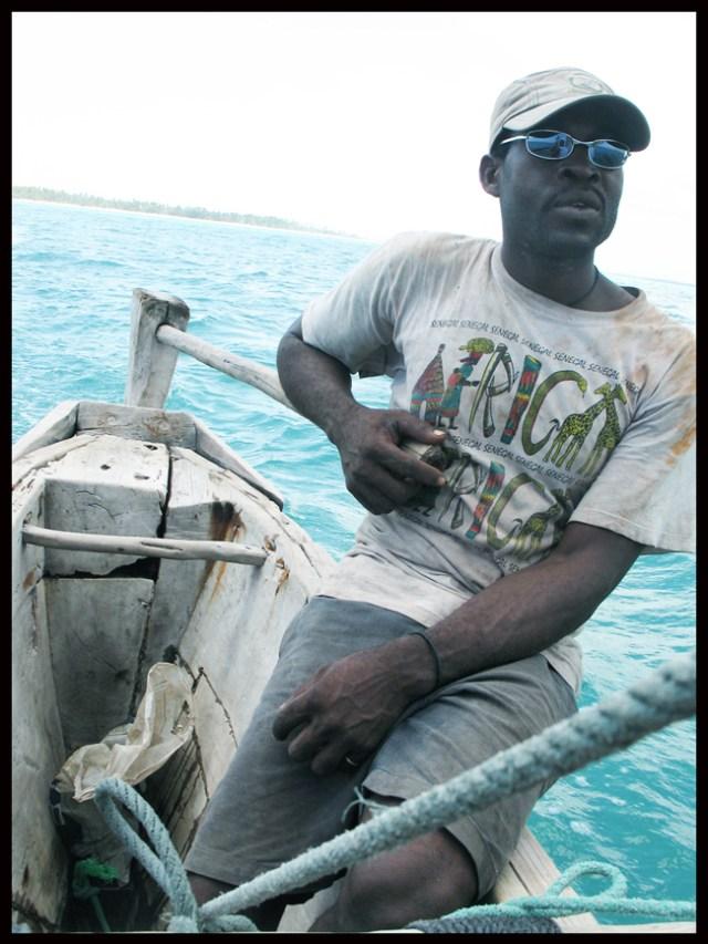 Lokal fiskermann