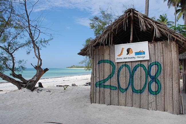 Jeg fikk et hang up på Zanzibar for snart ti år tilbake. Det er over.
