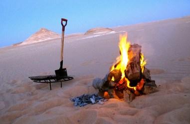 ørken bål
