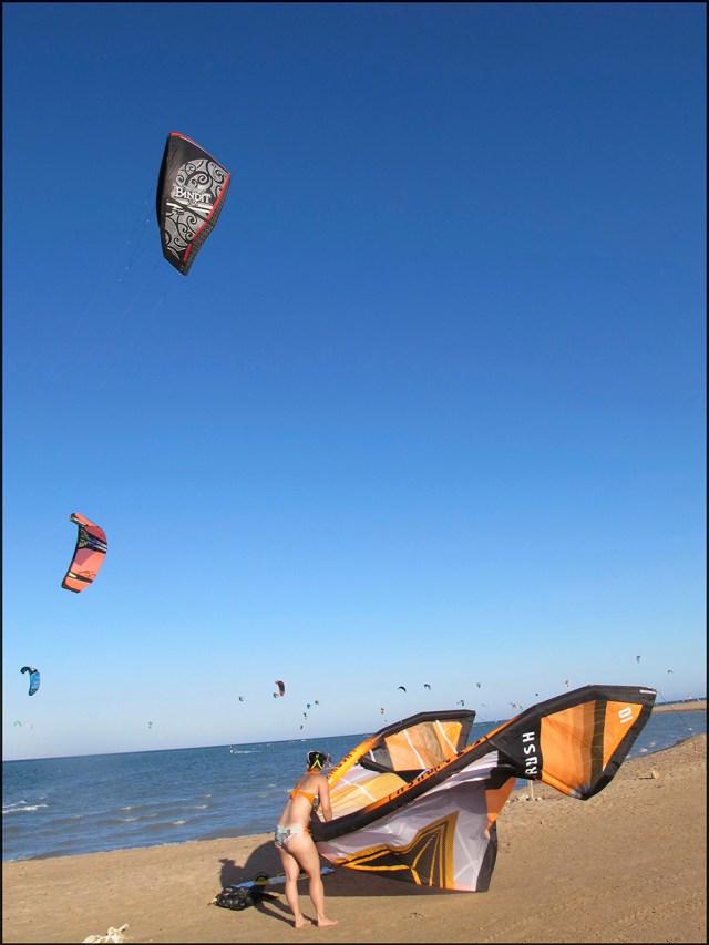 El Gouna er også et surfeparadis