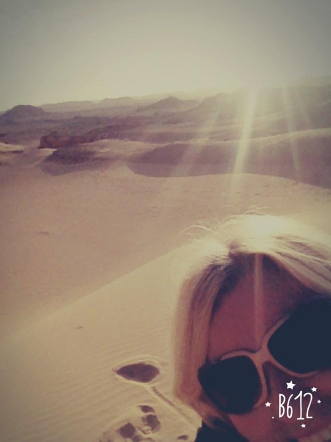Siwa ørkenen i Egypt er magisk