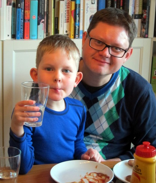 Kristian og Fredrik