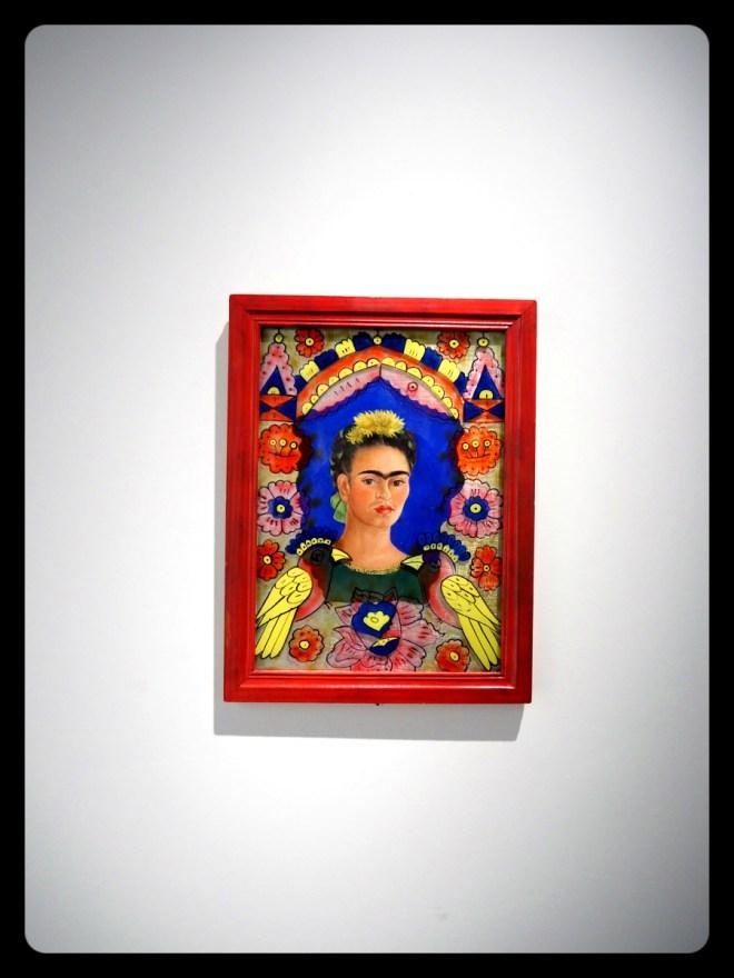 Den meksikanske kunstneren Frida Kalo var mest kjent for sine selvportretter