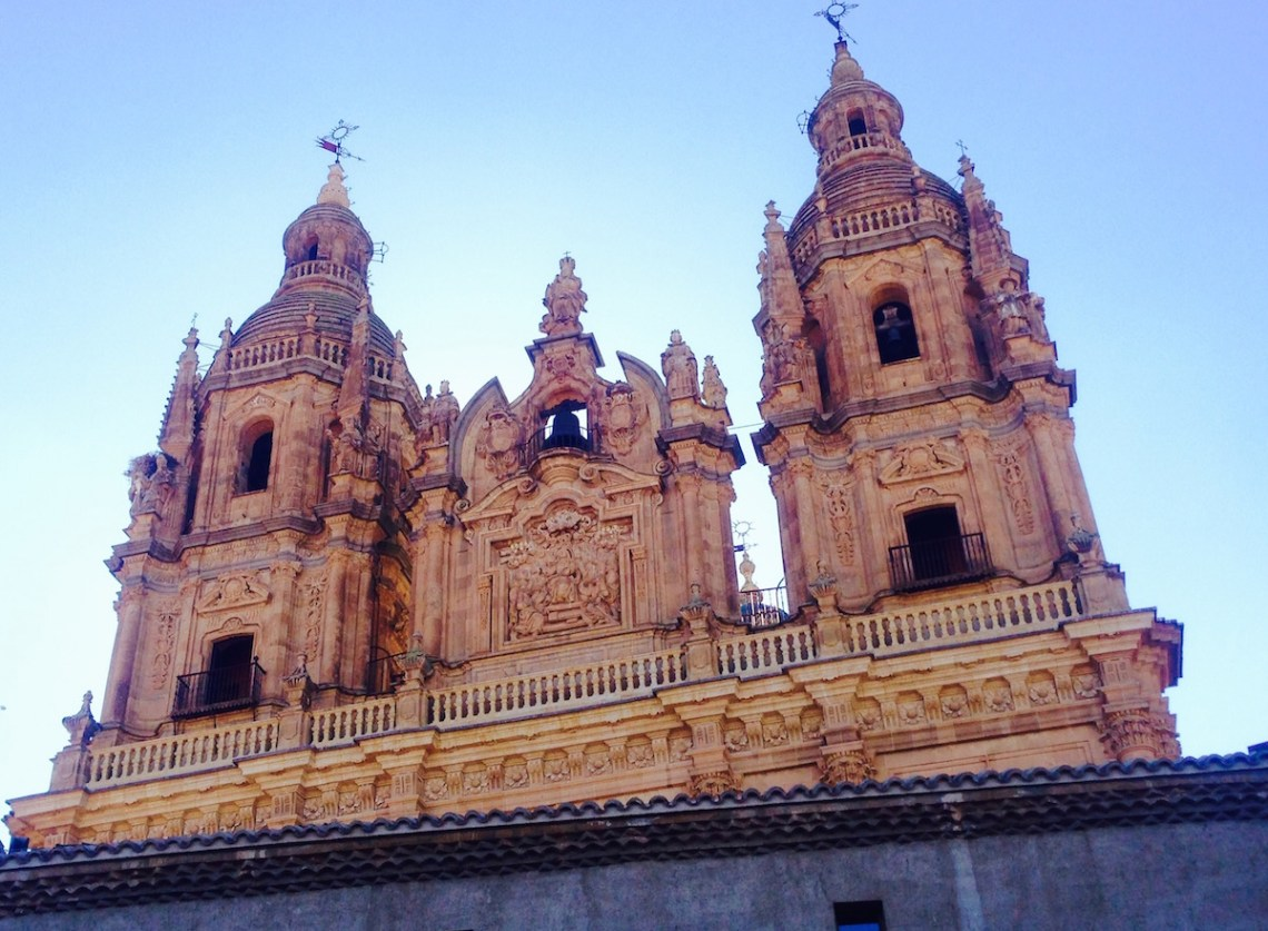 Salamanca katedral