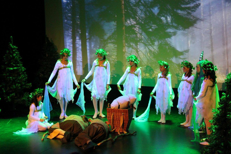 Kinder - Theater