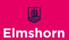 Das offizielle Logo der Stadt Elmshorn