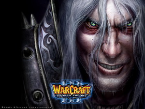 Warcraft3 - The Frozen Throne - Undead Arthas