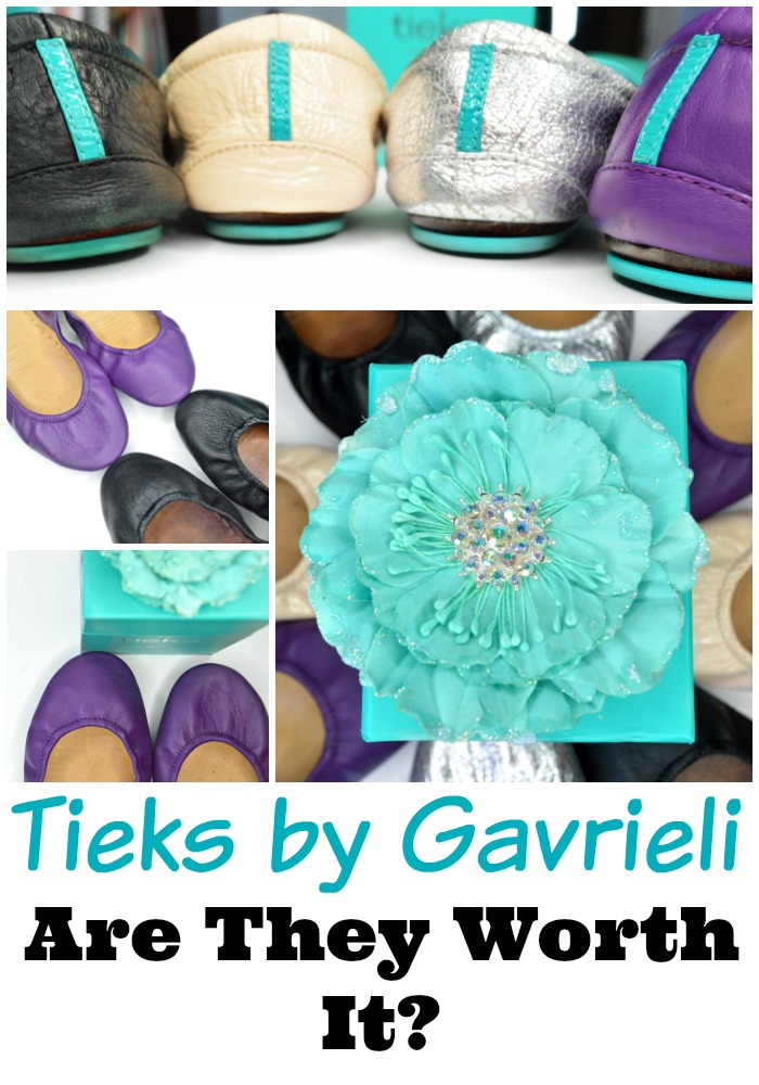 Tieks by Gavrieli-Review. Are they Worth it?