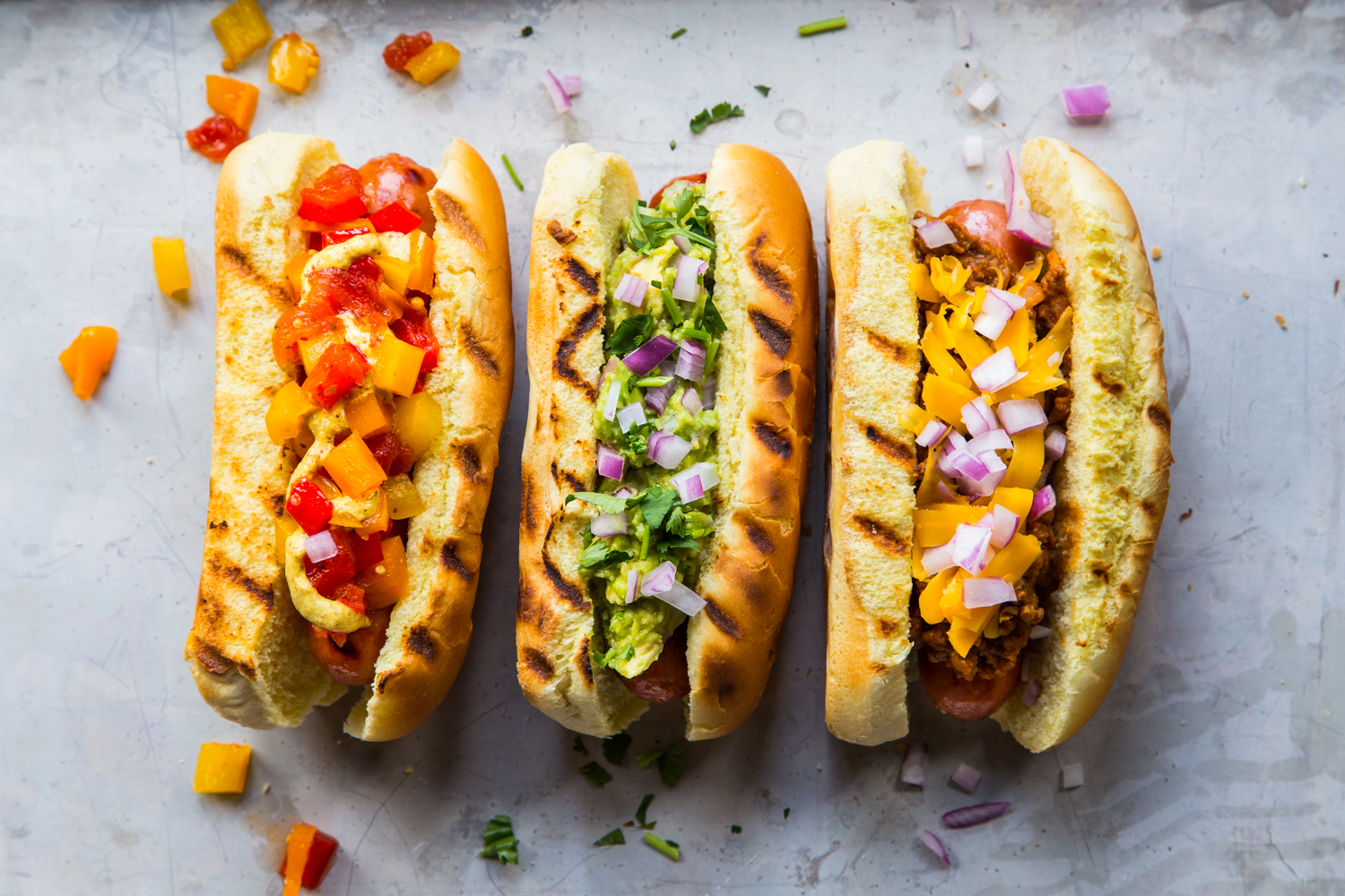 Chicago Hot Dog Frank And