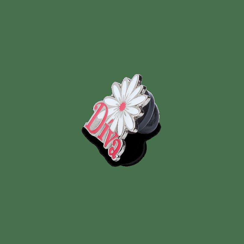 Retro DivaPin