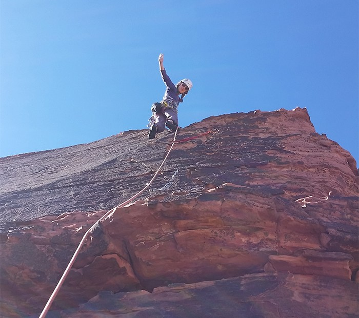 Restoration Climbing: Sustainable Cycles for Adventurous Women