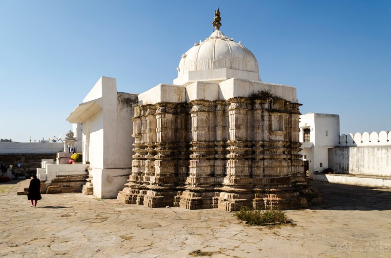 The Varaha temple in Pushkar