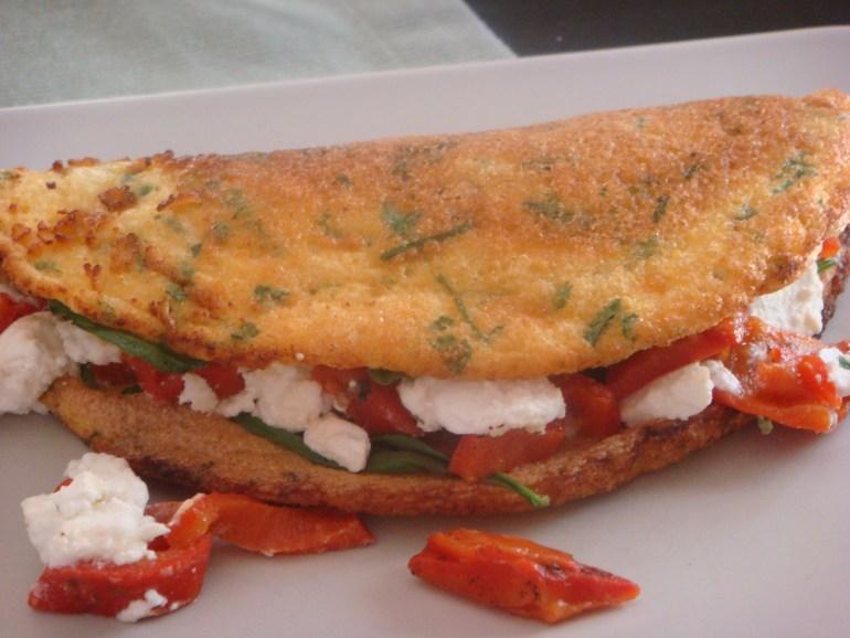 souffle omlette