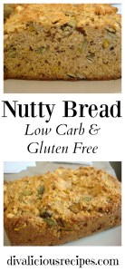 nutty bread