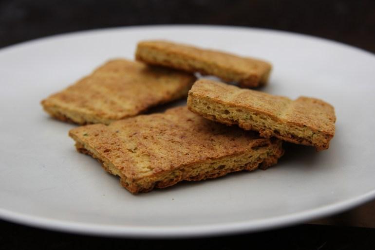 zucchini crackers