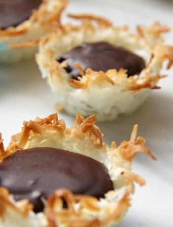 coconut chocolatte