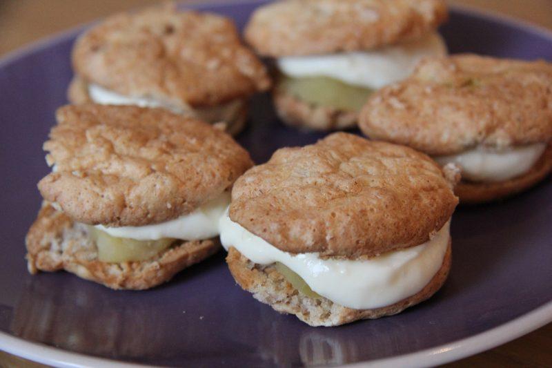 almond-flour-cakes