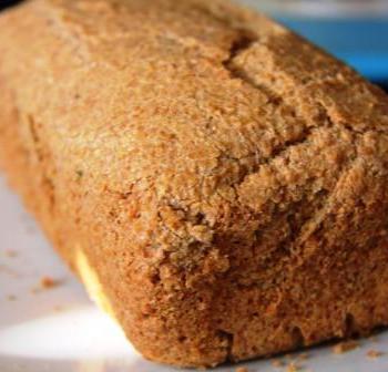 flaxseed loaf