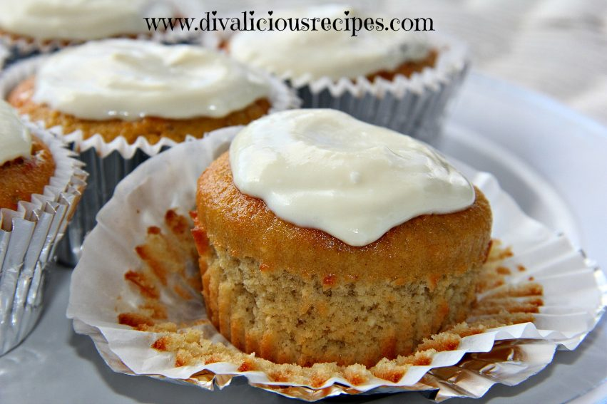 Ginger and Lime Muffins