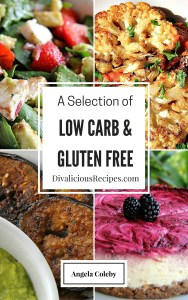 LOW CARB & GLUTEN FREE