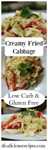 creamy-fried-cabbage