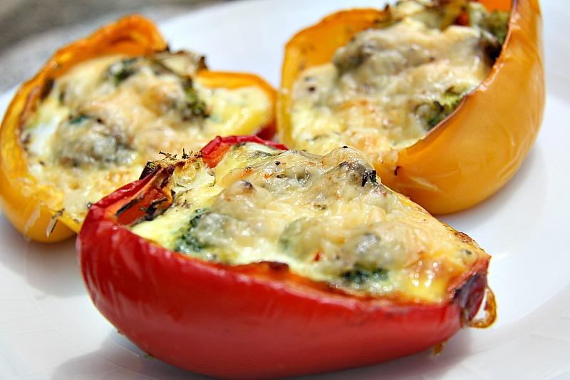 broccoli-quiche-peppers