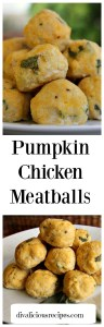 pumpkin-chicken-meatballs