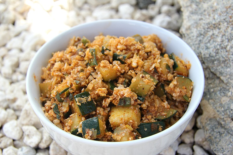 spicy-zucchini-cauliflower-rice