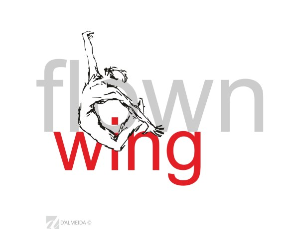 Flown Wing