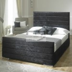 Athena Velvet Fabric Upholstered Bed Frame Guaranteed Cheapest Free Fast Delivery