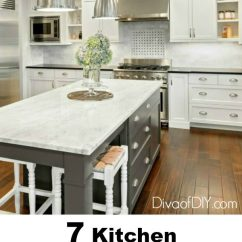 Kitchen Updates Renovation Pictures Easy You Can Do This Weekend Diva Of Diy A Remodel Cost Thousands Dollars And Months To Complete Here Are 7