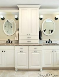 Update Your Bathroom Vanity in 5 Easy Steps
