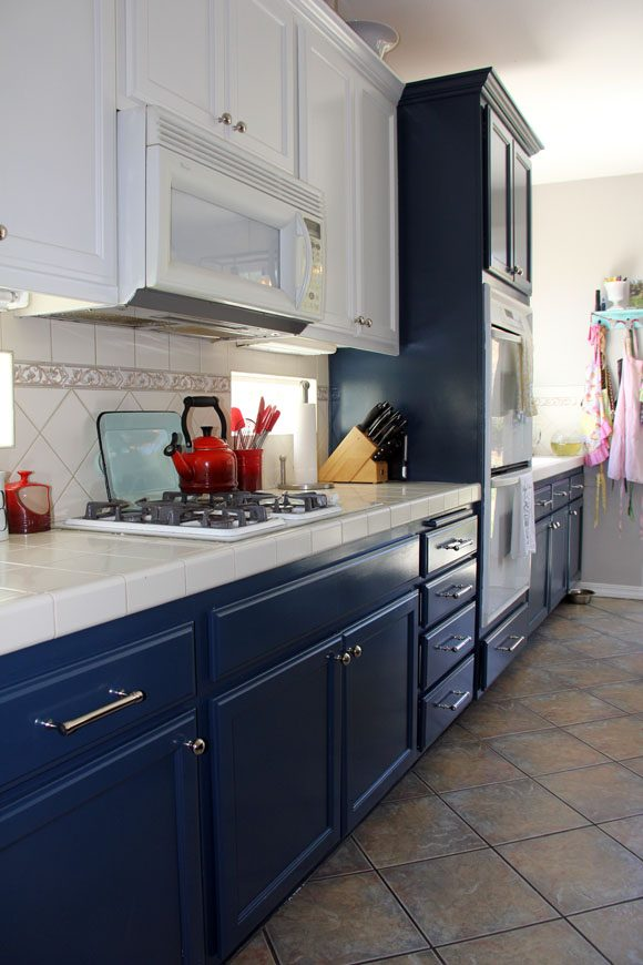 The Ultimate Guide to Painting Kitchen Cabinets  Diva of DIY