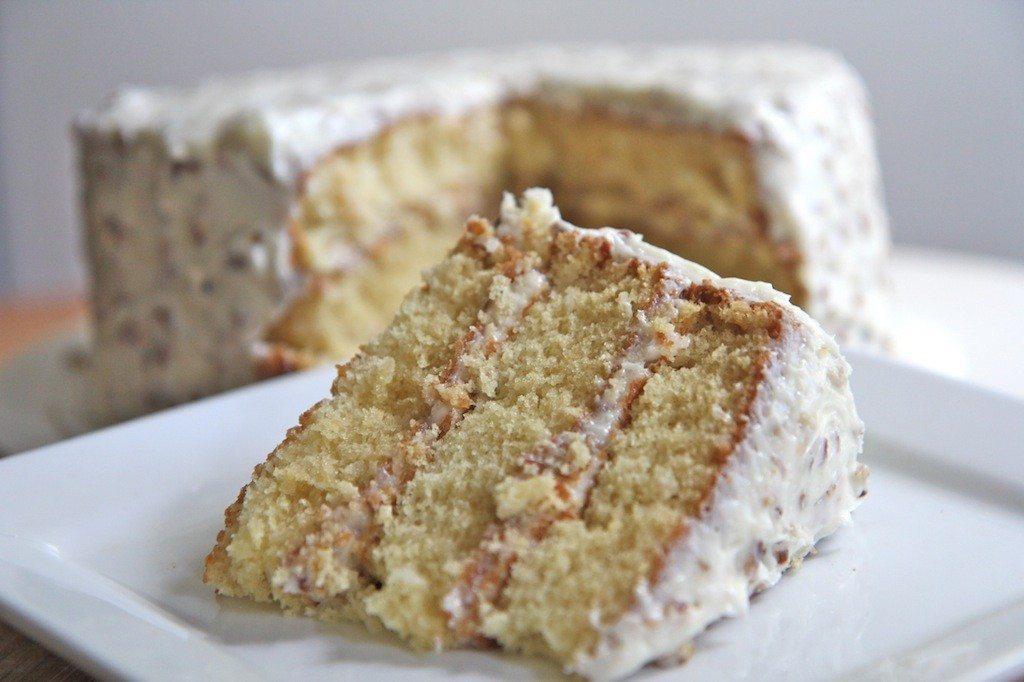 Italian Cream Cake Recipe Easy Amp Homemade