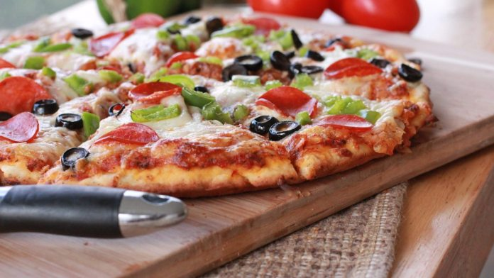 Image result for easy pizza recipe