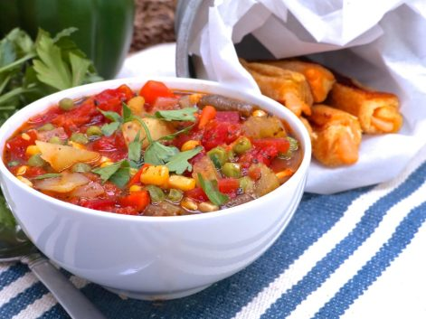 Image result for homemade vegetable soup