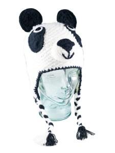 Animal Kids Panda Bear Hat