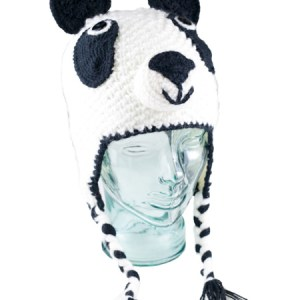 Animal Kids Panda Bear Hat