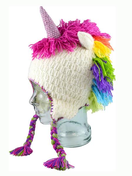 Animal Kids Unicorn Hat