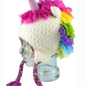 Animal Kids Unicorn Hat