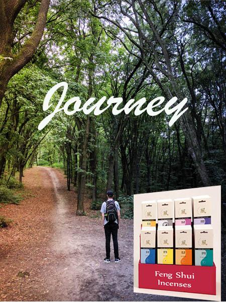 Journey Incenses Feng Shui