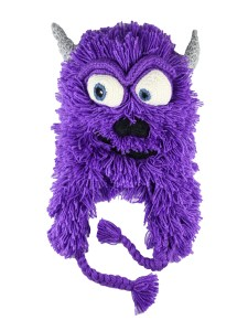 Kids Hairy Monster Hat