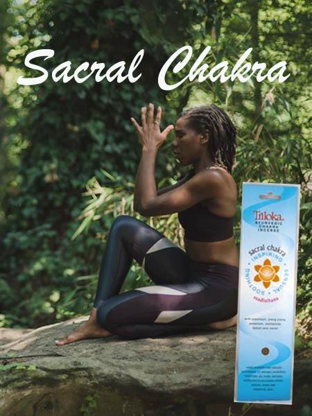 Sacral Chakra Incenses