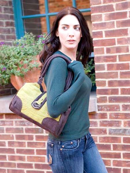 Hemp Handbag Double Ring