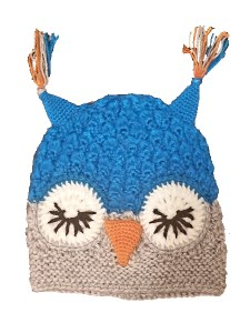 Kids Owl Animal Hat