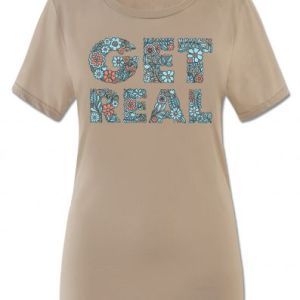 GET REAL ORGANIC CLASSIC T-SHIRT
