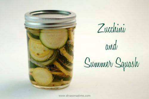 Make quick, zippy pickles out of nearly ANY veggie! Easy and Cheap!